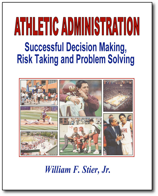 Athletic Administration cover