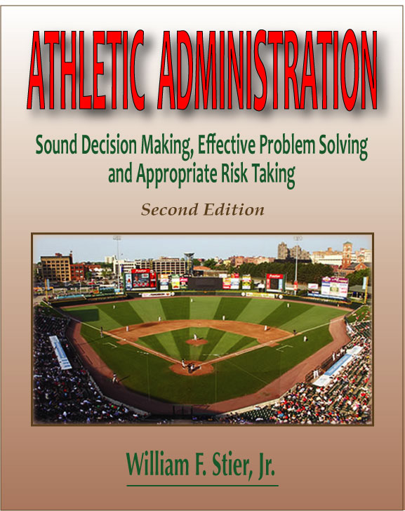 athletic administration 2e cover