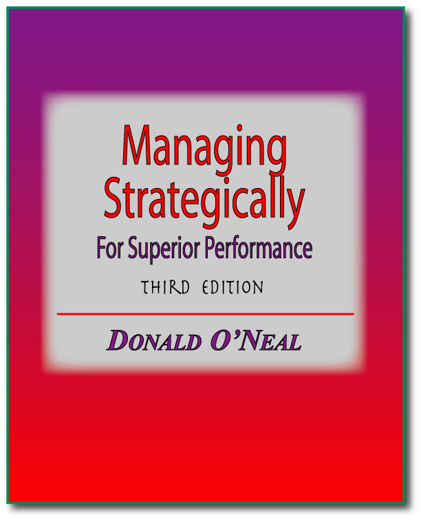Managing Strategically